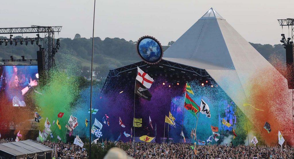 Glastonbury Live-Streamed